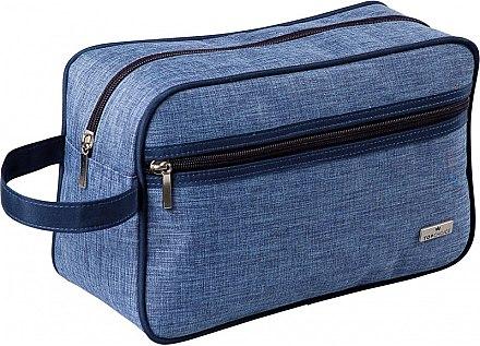 Kosmetiktasche für Männer Travler 97812 blau - Top Choice — Bild N1