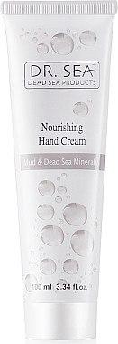 Nährende Handcreme mit Schlamm und Mineralien aus dem Toten Meer - Dr. Sea Hand Cream — Bild N1