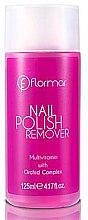 Düfte, Parfümerie und Kosmetik Nagellackentferner Complex - Flormar Nail Polish Remover