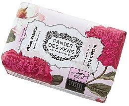 Düfte, Parfümerie und Kosmetik Parfümierte Körperseife - Panier Des Sens Extra Gentle Natural Soap with Shea Butter Magnolia Peony