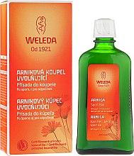 Düfte, Parfümerie und Kosmetik Erholungsbad Sport Arnika - Weleda Arnica Recuperating Bath Milk