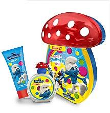Düfte, Parfümerie und Kosmetik Marmol & Son The Smurfs Clumsy - Duftset (Eau de Toilette 50ml + Duschgel 75ml)