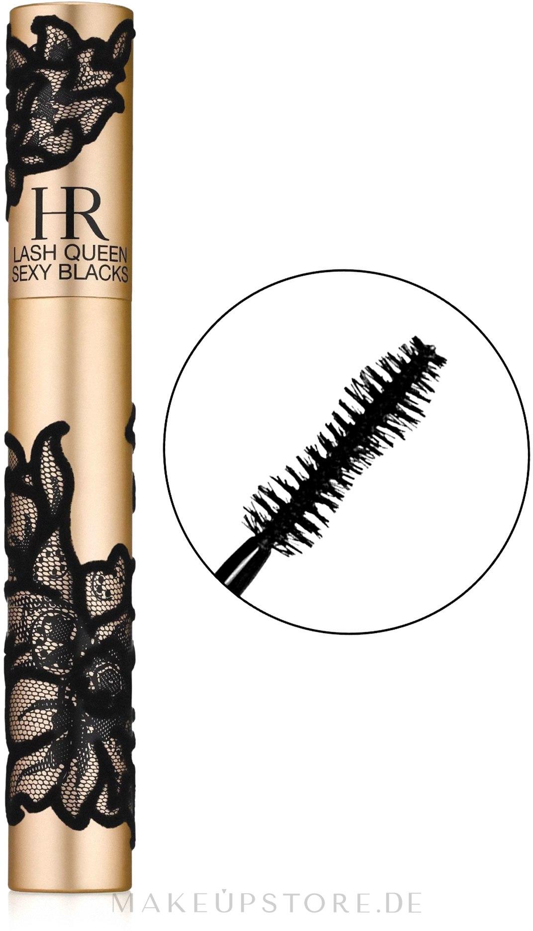 Wimperntusche - Helena Rubinstein Lash Queen Mascara Sexy Blacks — Bild 01 - Scandalous Black