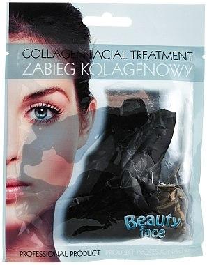 Antibakterielle Gesichtsmaske mit Kollagen - Beauty Face Collagen Hydrogel Mask — Bild N1