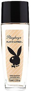 Playboy Play It Lovely - Parfümiertes Körperspray  — Bild N1