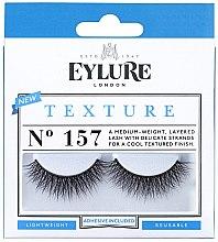 Düfte, Parfümerie und Kosmetik Künstliche Wimpern №157 - Eylure Pre-Glued Texture