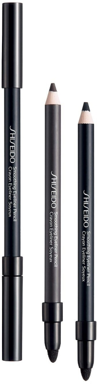 Eyeliner - Shiseido Smoothing Eyeliner Pencil — Bild N1