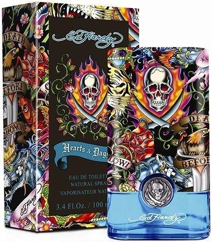 Christian Audigier Ed Hardy Hearts & Daggers for Him - Eau de Toilette — Bild N1