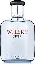Düfte, Parfümerie und Kosmetik Evaflor Whisky Silver - Eau de Toilette