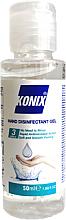 Düfte, Parfümerie und Kosmetik Antibakterielles Handdeinfektionsgel - Konix Antibacterial Gel