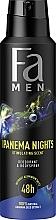 """Düfte, Parfümerie und Kosmetik Deospray """"Ipanema Nights"""" - Fa Men"""