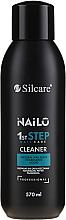 Düfte, Parfümerie und Kosmetik Nagelentfetter - Silcare Nailo 1st Step Nail Cleaner