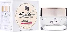 Düfte, Parfümerie und Kosmetik Luxuriöse Anti-Falten Tagescreme mit Ceramiden für trockene und normale Haut - AA Cosmetics Golden Ceramides Conditioning Anti-Wrinkle Day Cream