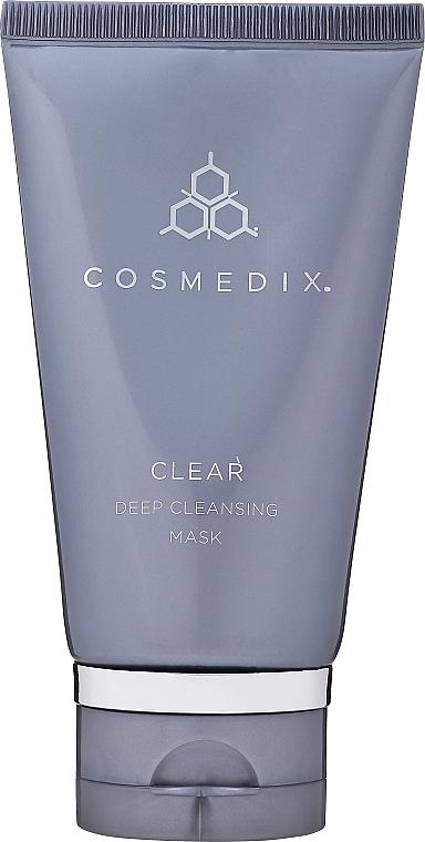 Tiefenreinigende Gesichtsmaske - Cosmedix Clear Deep Cleansing Mask — Bild N1