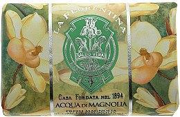 Düfte, Parfümerie und Kosmetik Seife Magnolie - La Florentina Acque di Magnolia Bath Soap