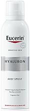 Düfte, Parfümerie und Kosmetik Erfrischender und feuchtigkeitsspendender Anti-Aging Gesichtsnebel mit Hyaluronsäure für strahlende Haut - Eucerin Hyaluron Filler Anti-Age Refreshing Mist Spray