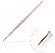 Düfte, Parfümerie und Kosmetik Schmuckpinsel 10mm Pink - Silcare Brush 02