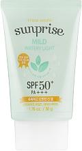 Düfte, Parfümerie und Kosmetik Leichte Sonnenschutzcreme fürs Gesicht LSF 50+ - Etude House Sunprise Mild Watery Light SPF50+/PA+++