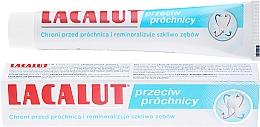 Düfte, Parfümerie und Kosmetik Zahnpasta Anti-Karies - Lacalut Basic