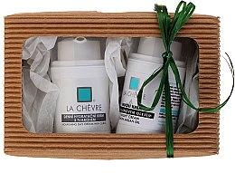 Düfte, Parfümerie und Kosmetik Gesichtspflegeset - La Chevre (Tagescreme 50ml, Nachtcreme 50 ml)