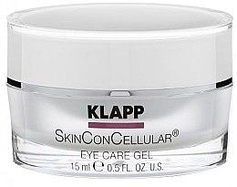 Düfte, Parfümerie und Kosmetik Pflegegel für die Augenpartie - Klapp Skin Con Cellular Eye Gel