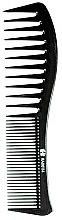 Düfte, Parfümerie und Kosmetik Professioneller Haarkamm aus hochwertigem Kunststoff 19,3 cm - Ronney Professional Comb Pro-Lite 114