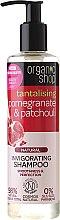 Düfte, Parfümerie und Kosmetik Kräftigendes Shampoo mit Bio Granatapfel & Patschuli - Organic Shop