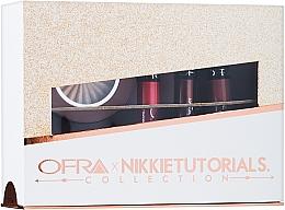 Düfte, Parfümerie und Kosmetik Make-up Set (Lippenstift 3x6g + Highlighter 10g) - Ofra x Nikkie Tutorials Collection
