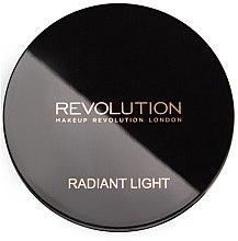Düfte, Parfümerie und Kosmetik Gesichtspuder - Makeup Revolution Radiant Light Powder