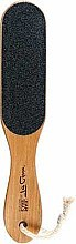 Düfte, Parfümerie und Kosmetik Doppelseitige Fußfeile 80/100 75186 braun - Top Choice