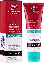 Düfte, Parfümerie und Kosmetik Fußcreme gegen Verhornung - Neutrogena Callous Foot Cream