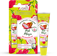 Düfte, Parfümerie und Kosmetik Lippenbalsam Pink Pitaya - Bielenda Balsam Do Ust