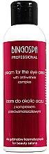 Düfte, Parfümerie und Kosmetik Anti-Falten Augencreme - BingoSpa Artline Anti-Wrinkle Cream Eye Area