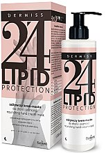 Düfte, Parfümerie und Kosmetik Nährende Handcreme-Maske - Farmona Dermiss 2'4 Lipid Protection