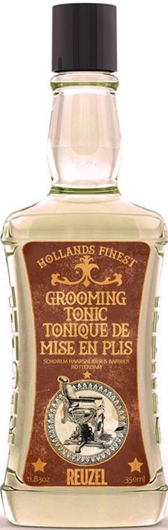 Anregendes Tonic zur Kräftigung von feinem, reiferem Haar - Reuzel Gruming Tonic — Bild N3