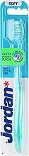 Düfte, Parfümerie und Kosmetik Zahnbürste weich Target Teeth & Gums türkis - Jordan Target Teeth & Gums Soft