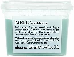 Conditioner für langes und strapaziertes Haar - Davines Melu Conditioner Anti-Rottura Lucidante — Bild N3