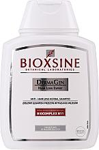 Düfte, Parfümerie und Kosmetik Pflanzliches Shampoo gegen Haarausfall für fettiges Haar - Biota Bioxsine Shampoo
