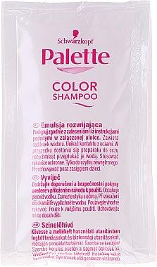 Tönungsshampoo - Schwarzkopf Palette Color Shampoo — Bild N3