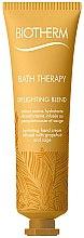 Düfte, Parfümerie und Kosmetik Feuchtigkeitsspendende Handcreme mit natürlichen Grapefruit- und Salbeiextrakten - Biotherm Bath Therapy Delighting Blend Hand Cream
