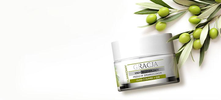 Sie erhalten eine Anti-Falten Gesichtscreme beim Kauf von Gracja Produkten ab 8 €