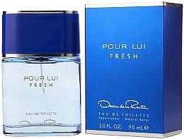 Düfte, Parfümerie und Kosmetik Oscar de la Renta Pour Lui Fresh - Eau de Toilette
