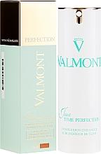 Düfte, Parfümerie und Kosmetik Anti-Aging Gesichtscreme für perfekten Teint - Valmont Just Time Perfection