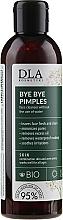Düfte, Parfümerie und Kosmetik Gesichtsreinigungswasser gegen Akne ohne Ausspüllen - DLA
