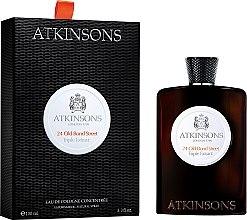 Düfte, Parfümerie und Kosmetik Atkinsons 24 Old Bond Street Triple Extract - Eau de Cologne