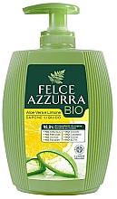 Düfte, Parfümerie und Kosmetik Flüssigseife Aloe Vera und Zitrone - Felce Azzurra BIO Aloe Vera & Lemon Liquid Soap