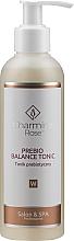 Düfte, Parfümerie und Kosmetik Balancierendes präbiotisches Gesichtstonikum - Charmine Rose Prebio Balance Tonic