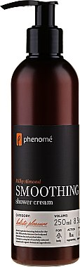 Körperpflegeset - Phenome (Körpercreme Rose 50ml + Anti-Aging Gesichtscreme 10ml + Duschcreme Mandel 250ml) — Bild N5