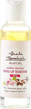 2-phasiger Makeup Entferner mit Rosenduft - Beaute Marrakech Natural Two-phase Make-up Remover Rose — Bild N1