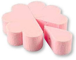 Düfte, Parfümerie und Kosmetik Schminkschwämme aus Latex 36149 rosa 8 St. - Top Choice